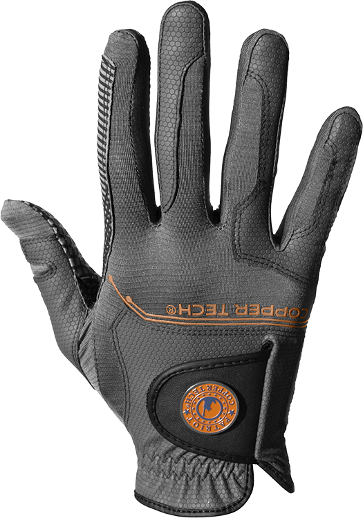 Copper Tech Charcoal Mens Image