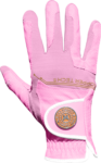 Copper Tech Glove Honeycomb Palm Pink