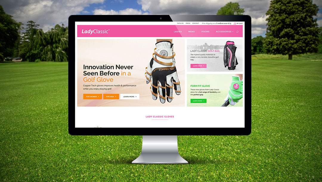 Lady Classic Launches New Website