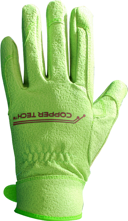 Copper Tech Garden Gloves Ladies Image